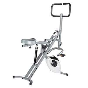 [Amazon] Ultrasport Hometrainer F-Rider 2 in 1 inklusive F-Bike - Bestpreis
