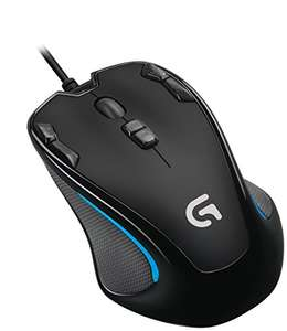 Logitech G300s Optical Gaming Maus schwarz