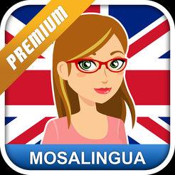 [iTunes] GRATIS MosaLingua Englisch (Premium)