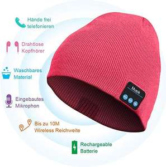 Bluetooth Mütze