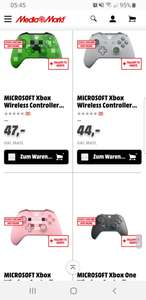 Diverse Xbox One Controller inkl. Fallout 76
