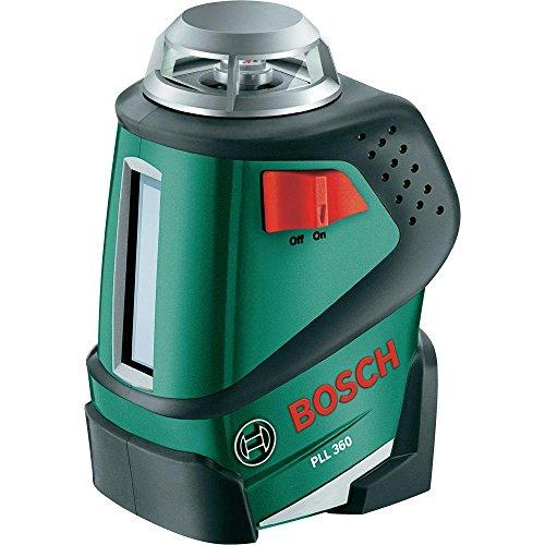 Bosch 360° Linienlaser PLL 360 Set