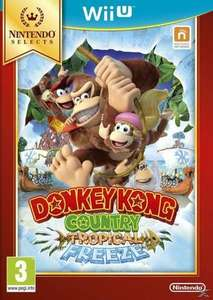 [Libro] Donkey Kong Country Tropical Freeze oder Captain Toads Treasure Tracker für Wii U um 9,99 Euro