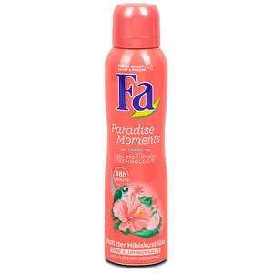 DM: Fa Deodorant Paradise Moments / Sporty Fresh