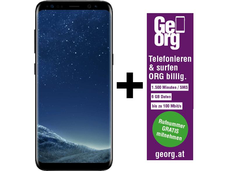 Samsung Galaxy S8 64GB + GEORG Tarif Smart