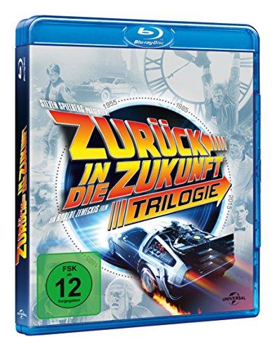 Amazon.de: Zurück in die Zukunft - Trilogie, 30th Anniversary Edition, um 13,10€