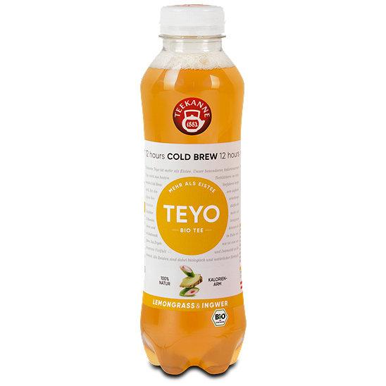 DM: Teekanne Teyo Bio Tee (drei Sorten)