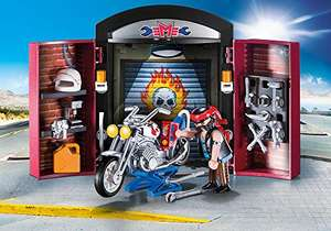 [Amazon Prime] PLAYMOBIL 9108 Stadtleben Bike Shop
