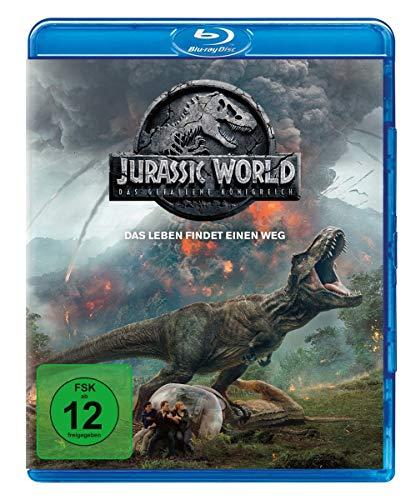 [Amazon] Jurassic World: Das gefallene Königreich [Blu-ray]