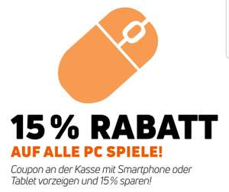 [Müller] -15% auf alle PC-Spiele