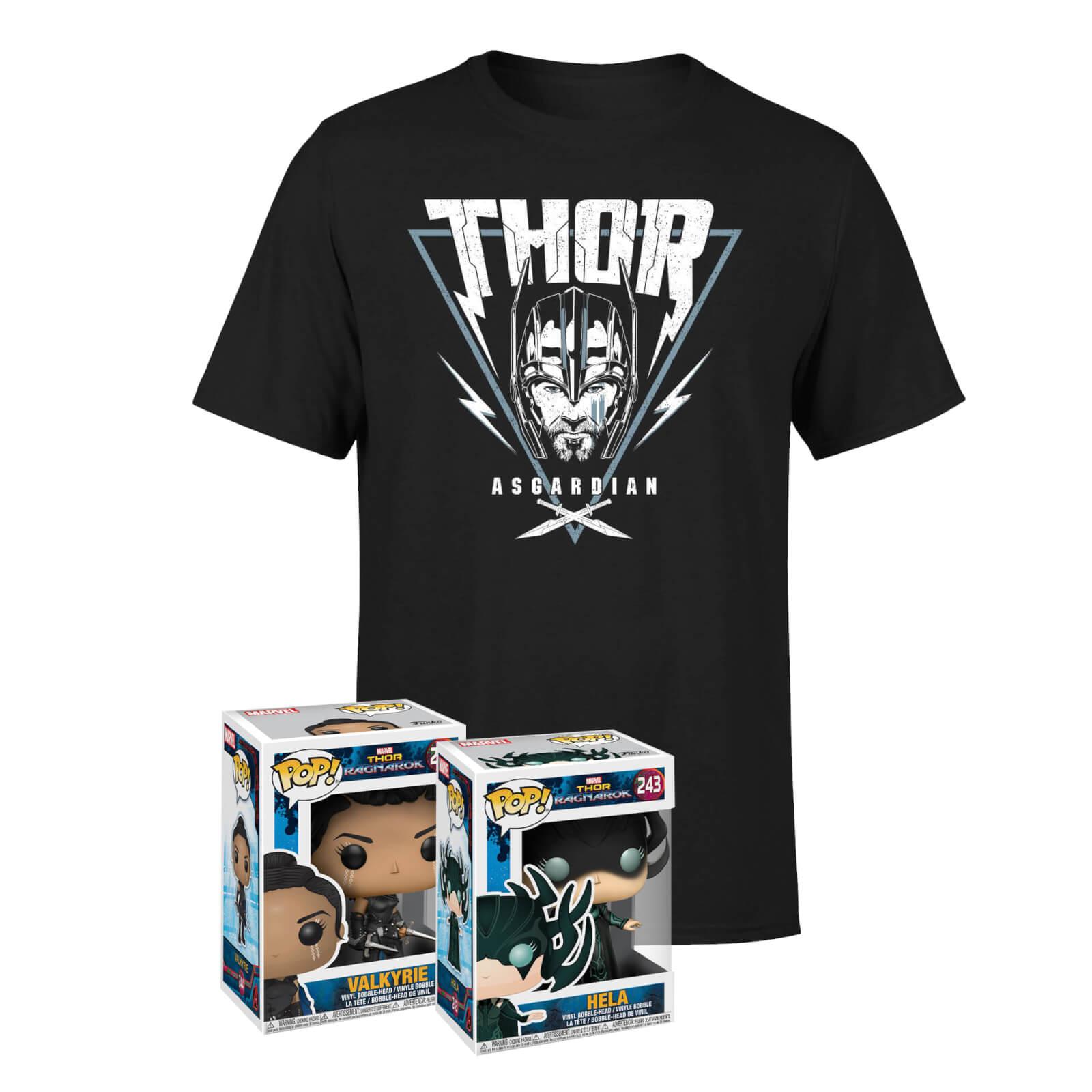 [Zavvi.de] Thor Shirt und 2 Thor Pop Figuren