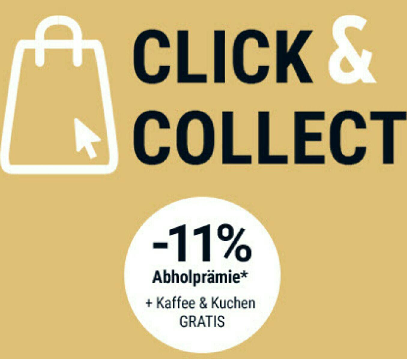 [Tchibo] GRATIS Kaffee & GRATIS Kuchen und -11% bei Click&Collect