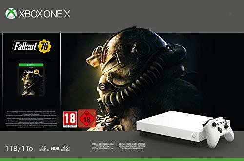 Amazon.fr: Xbox One X 1TB Fallout 76 Bundle