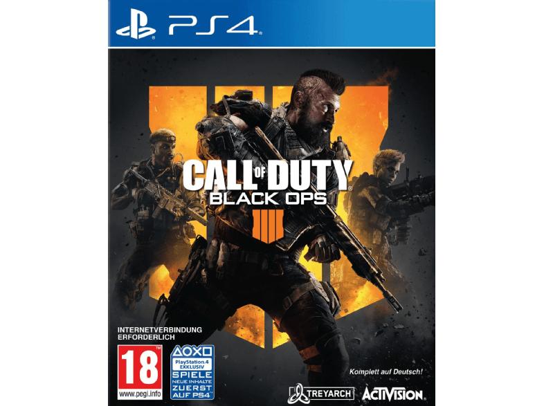 [Mediamarkt.at] [PS4] Call of Duty: Black Ops 4 - Bestpreis