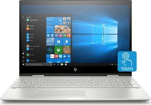 "HP Envy x360 15"" 8GB RAM, 256GB SSD M.2 PCIe, MX150 4GB (HDMI 2.0), i7-8565U"