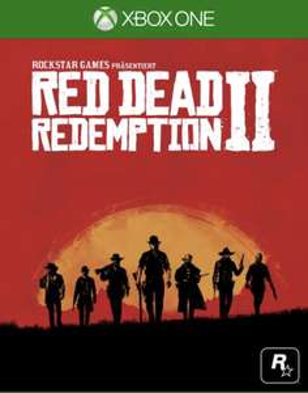 Red Dead Redemption 2 für Xbox One um 33,99