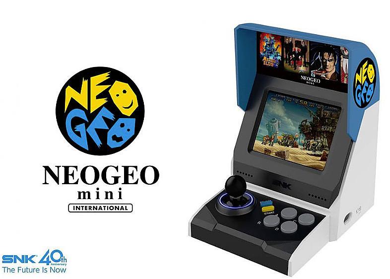 [gameware.at] SNK Neo Geo Mini - €89,90 VSK-frei
