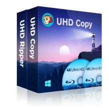"""GRATIS - """"DVDFab UHD Copy"""" + """"UHD Ripper"""" (1 Jahres Lizenz)"""