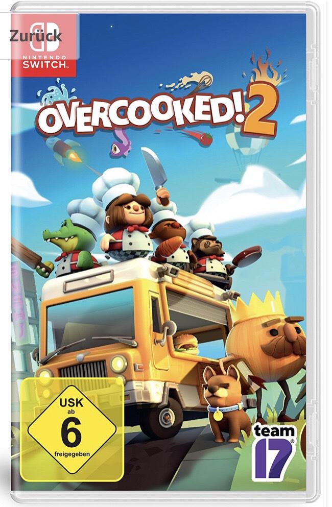 [amazon] Overcooked 2 - [Nintendo Switch]