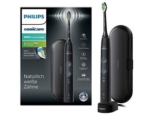 Philips Sonicare ProtectiveClean 4500 elektrische Zahnbürste HX6830/53