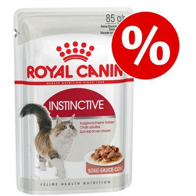 27+9 gratis! 36x85g Royal Canin