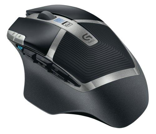 Logitech G602 Wireless Gaming Maus für 47€