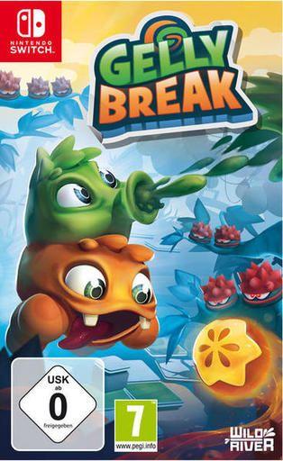 [LIBRO & Amazon] Gelly Break für Nintendo Switch
