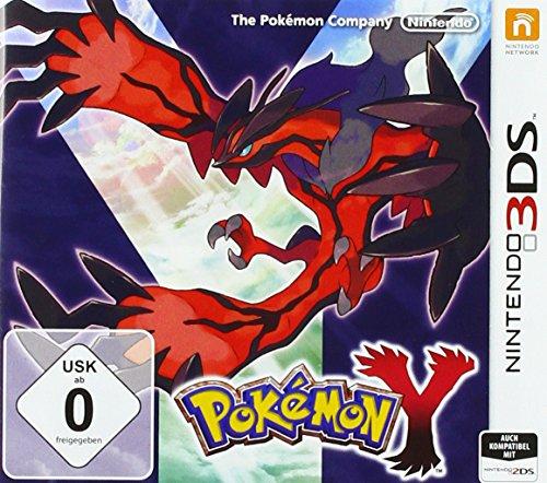 [Amazon] Pokémon X oder Y (3DS) für je 20,84 €