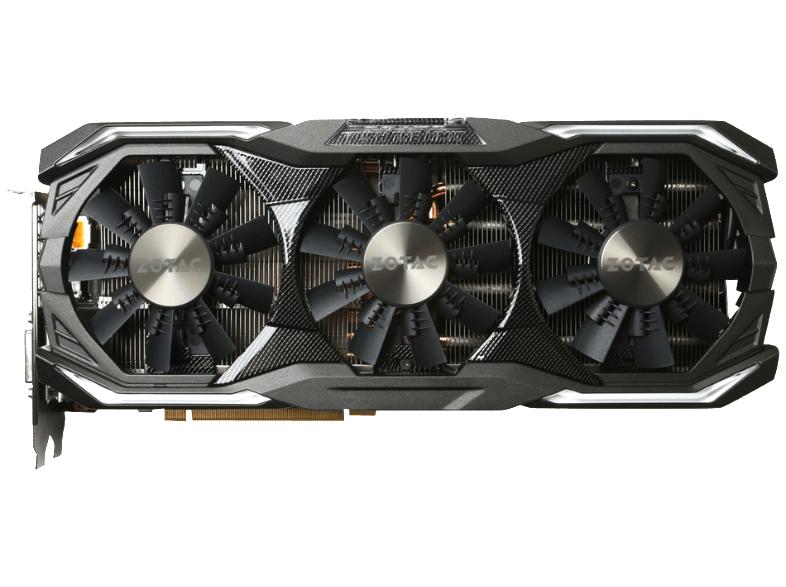 ZOTAC GeForce GTX 1070 AMP Extreme Core 8 GB