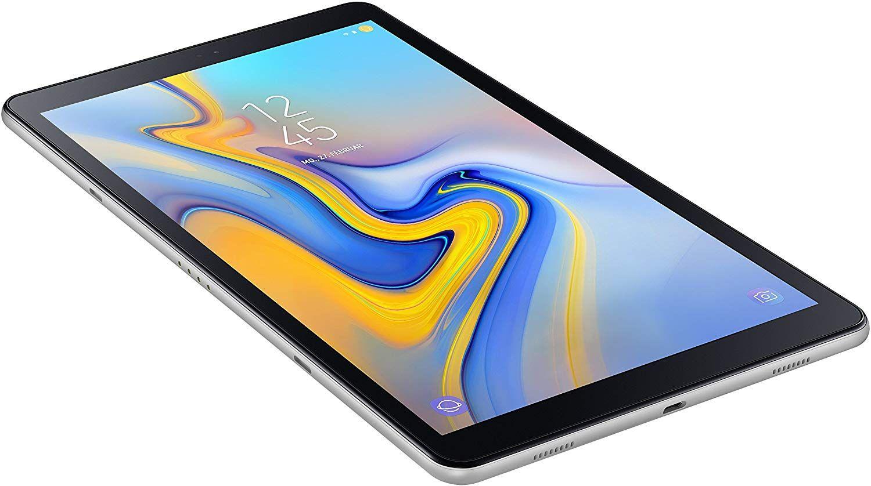 Samsung SM-T590 Galaxy Tab A 10.5 Wi-Fi Tablet-PC (Snapdragon 450, 3GB RAM, Android 8.1) Grau oder Schwarz