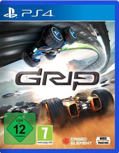 [Libro] [PS4] Grip Combat Racing - Bestpreis