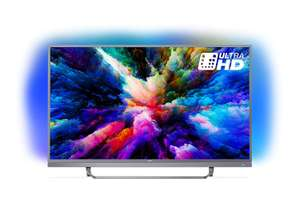 www.AMAZON.de Philips 49PUS7503/12 124 cm (49 Zoll) UHD LED Fernseher (4K Ultra HD, Android TV)