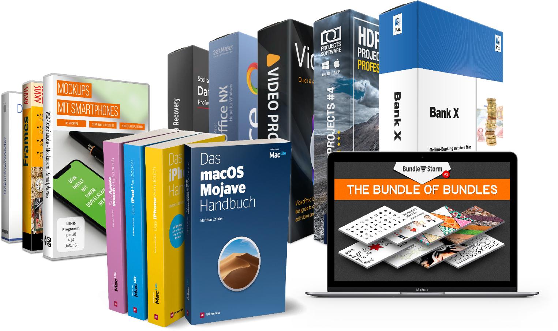 Gratis: Apple Software-Bundle 2019 von MacLife