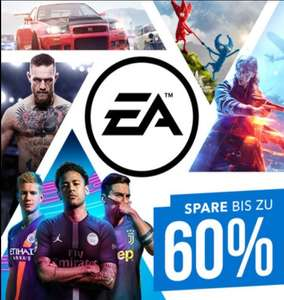 PlayStation Store EA Games Sale