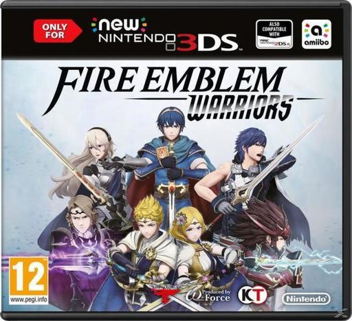 Fire Emblem - Warriors (3DS)