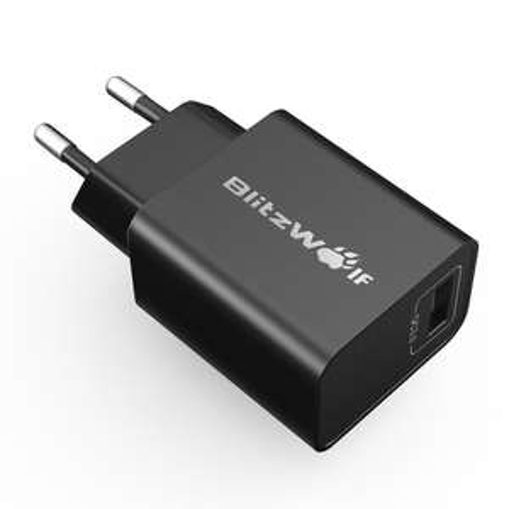 BlitzWolf BW-S9 QC3.0 18W USB Ladegerät- EU US UK AU Adapter