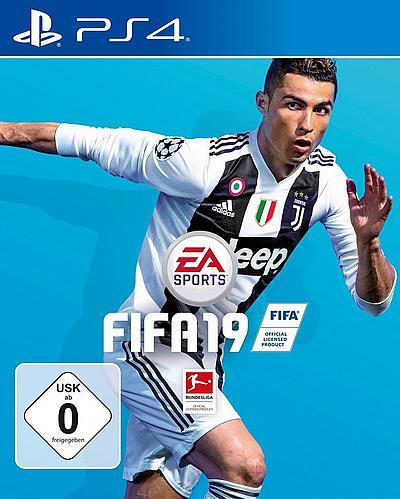 FIFA 19 PlayStation 4 für 25€ bei Lieferung an Paketshop