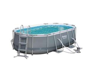 POOLSET POWER STEEL OVAL 56620