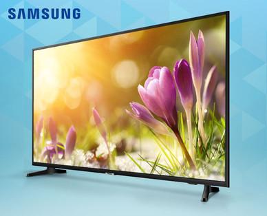 """SAMSUNG Ultra HD Smart-TV 43NU7090 109 cm (43"""")  Ideales 2. Gerät - gibts nirgends billiger"""