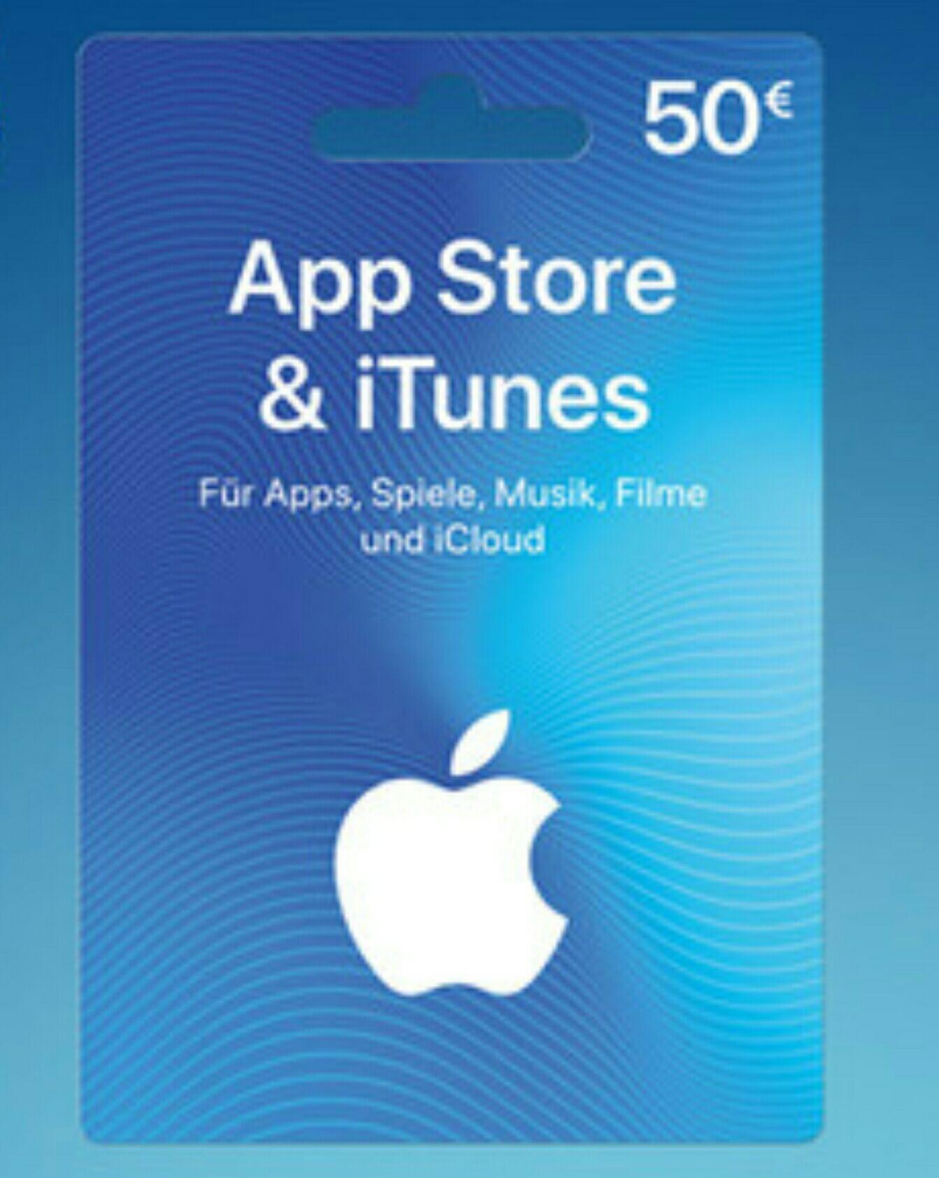 [HOFER] -15% auf App Store & iTunes Geschenkkarte