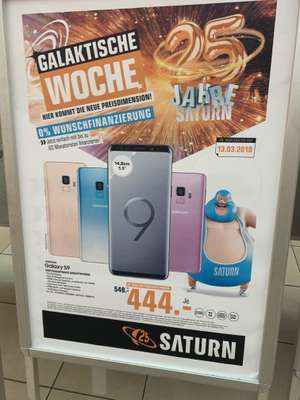 Samsung Galaxy S9 Lokal - Saturn Haid Center