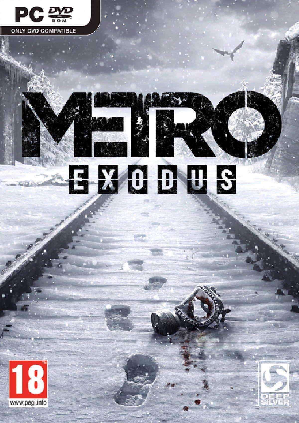 Metro Exodus Key (VPN benötigt)