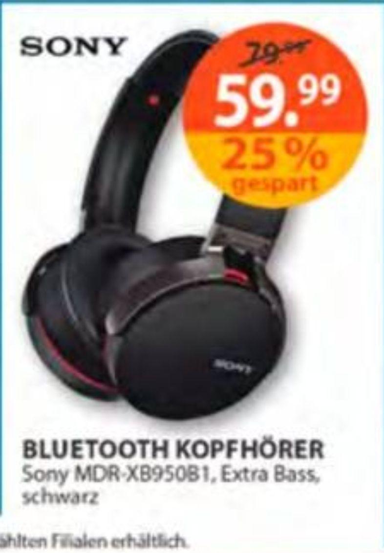 Sony MDR-XB950B1 Bluetooth Kopfhörer