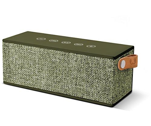 Amazon.es: Fresh 'n Rebel Rockbox grün, Bluetooth Lautsprecher