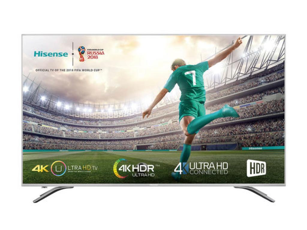 "43"" HISENSE 4K UHD SmartTV"