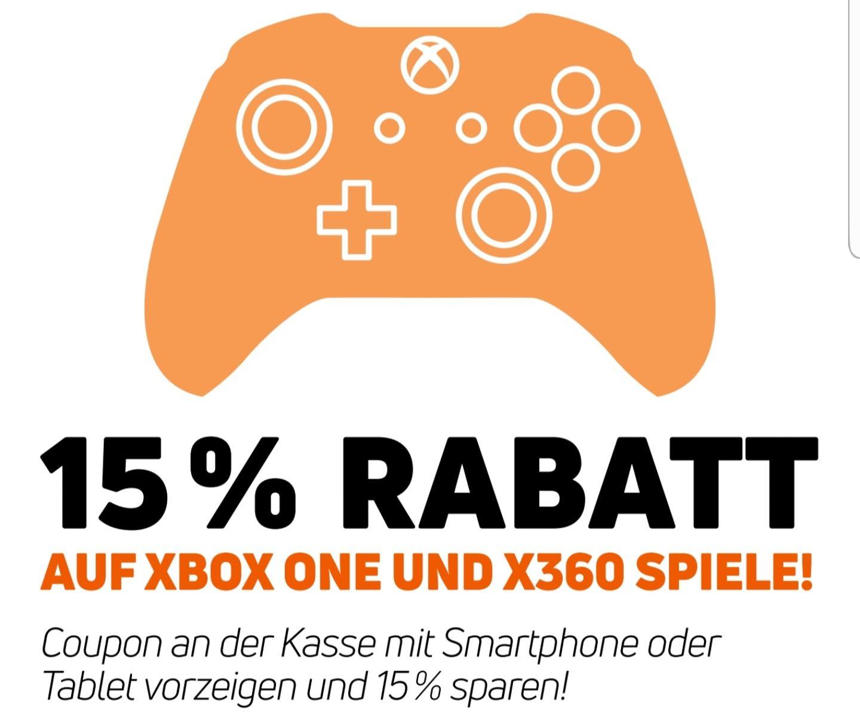 [Müller] -15% auf alle XBOX One und X360 Spiele