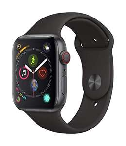 [Amazon] Apple Watch Series 4 (GPS + Cellular) 44 mm Aluminiumgehäuse