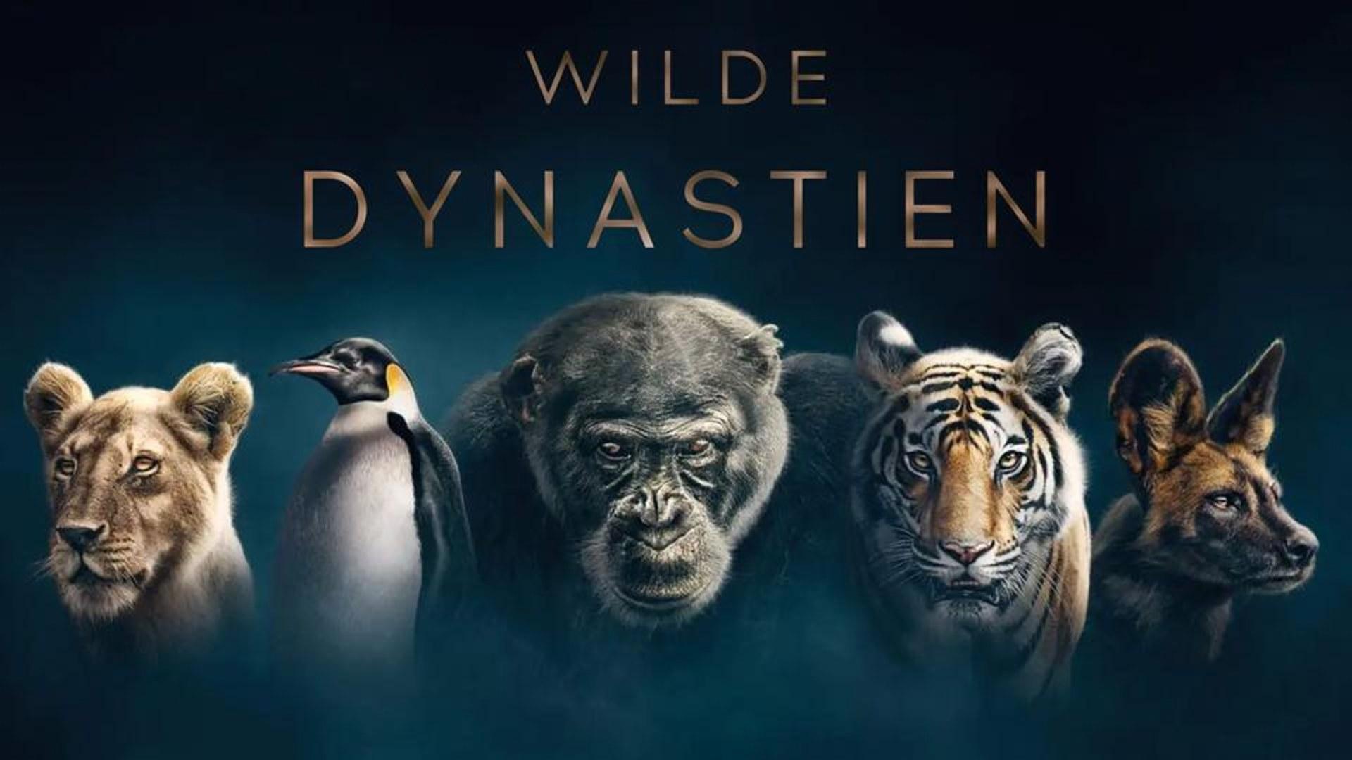 [ARD] Wilde Dynastien - Naturdokumentation mit 5 Folgen