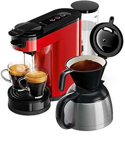 [Amazon] Philips Senseo HD6592/80 Switch 2-in-1 Kaffeemaschine