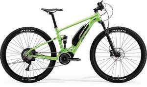 "Merida eNINETY-NINE XT-EDITION 29"" eBike Fully"